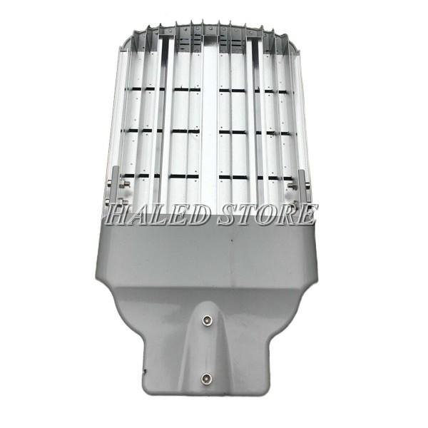 Đèn đường LED HLDAS28-100 thiết kế cần liền