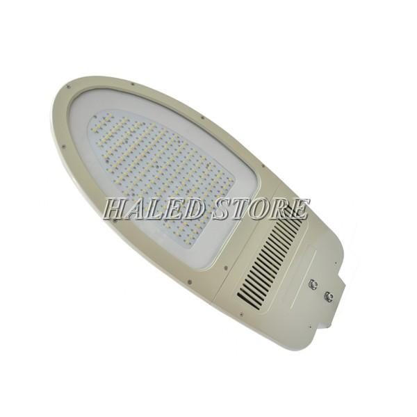 Đèn đường LED HLDAS6-150 góc chiếu sáng 120 độ