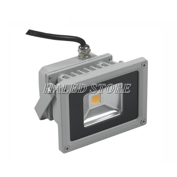 Đèn pha LED HLDAF1-10 sử dụng chip LED COB