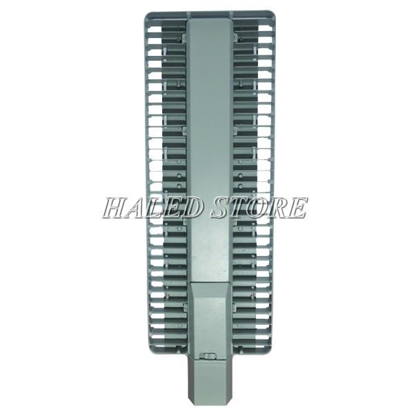 Tản nhiệt của đèn đường LED HLDAS12-200w dọc thân đèn