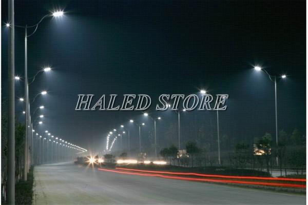 Ứng dụng chiếu sáng của đèn đường LED HLDAS25-100