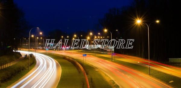 Ứng dụng của đèn đường LED HLDAS10-300w