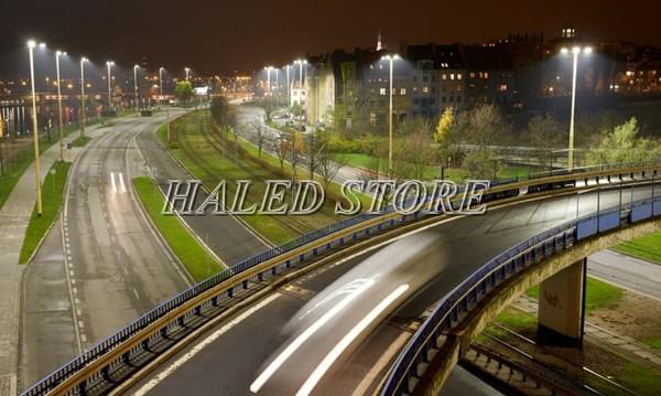 Ứng dụng của đèn đường LED HLDAS12-150