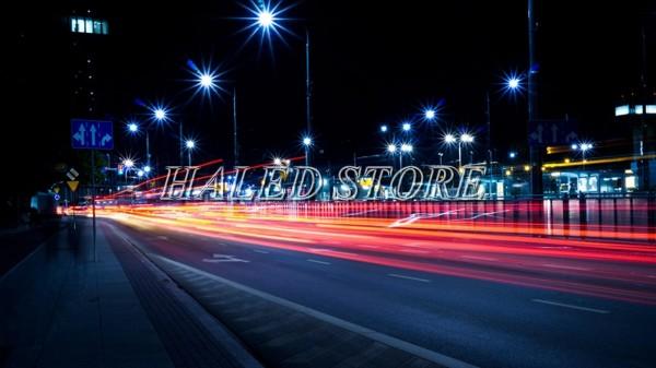 Ứng dụng của đèn đường LED HLDAS12-200w