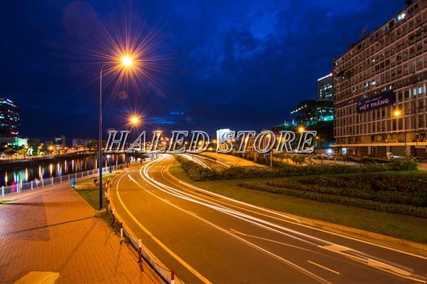 Ứng dụng của đèn đường LED HLDAS12-250w