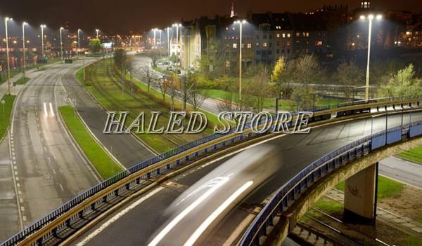 Ứng dụng của đèn đường LED HLDAS16-150