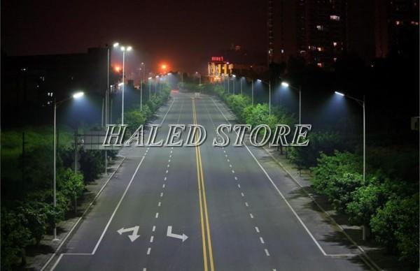 Ứng dụng của đèn đường LED HLDAS17-150