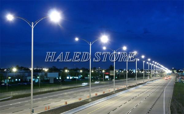 Ứng dụng của đèn đường LED HLDAS19-150