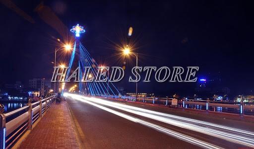 Ứng dụng của đèn đường LED HLDAS2-180w
