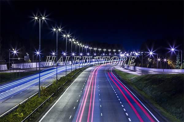 Ứng dụng của đèn đường LED HLDAS20-150
