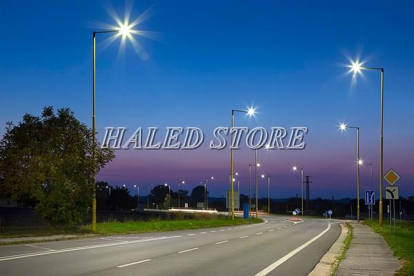 Ứng dụng của đèn đường LED HLDAS21-150