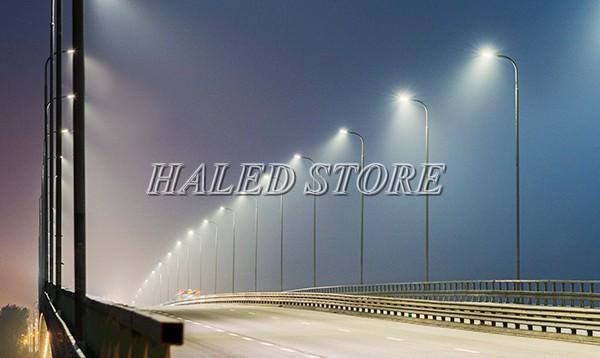 Ứng dụng của đèn đường LED HLDAS24-150
