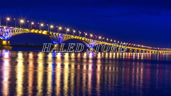Ứng dụng của đèn đường LED HLDAS25-200w