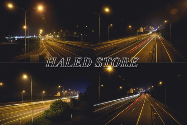 Ứng dụng của đèn đường LED HLDAS5-154w