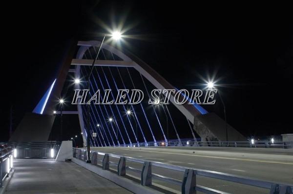Ứng dụng của đèn đường LED HLDAS5-168w