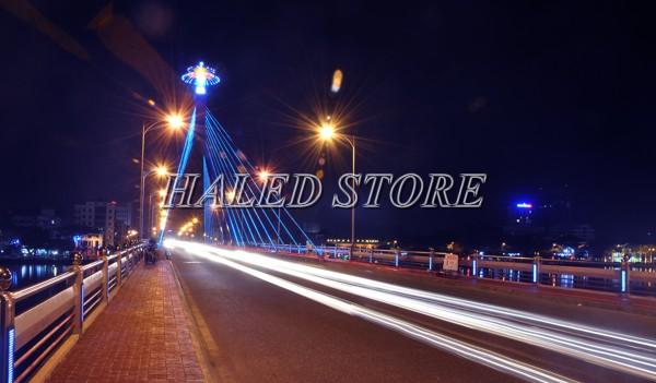 Ứng dụng của đèn đường LED HLDAS6-150