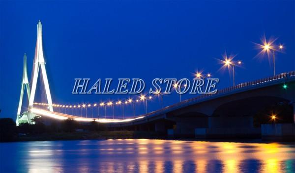 Ứng dụng của đèn đường LED HLDAS8-150