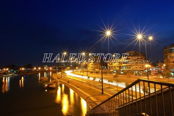Ứng dụng đèn đường LED BHLDAS9-250w