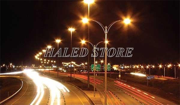 Ứng dụng của đèn đường LED HLDAS30-150w