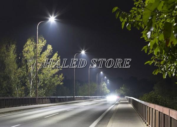 Ứng dụng đèn đường LED HLDAS27-150w