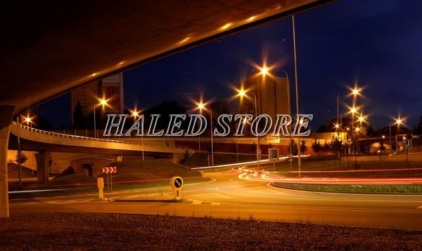 Ứng dụng của đèn đường LED HLDAS4-150