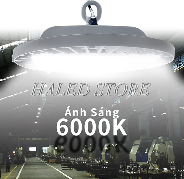 Đèn LED kho lạnh UFO