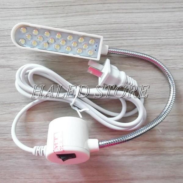 Đèn LED máy may công nghiệp 20 bóng LED lồi