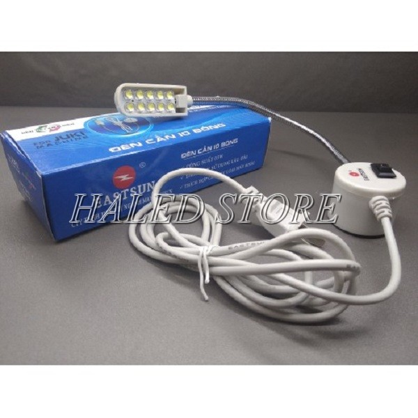 Đèn LED máy may công nghiệp Eastsun 10 bóng