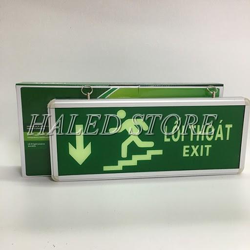 Đèn thoát hiểm cầu thang