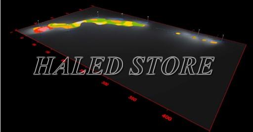 Bản vẽ cho hệ thống chiếu sáng sân golf
