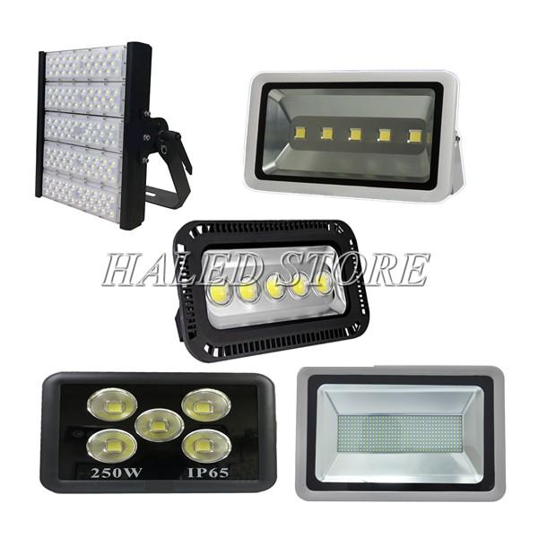Các dòng đèn LED chiếu sáng sân cầu lông 250w