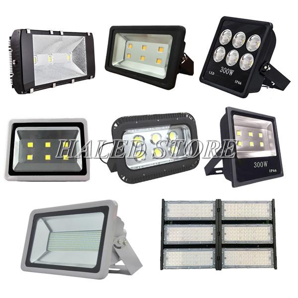 Các dòng đèn LED chiếu sáng sân cầu lông 300w