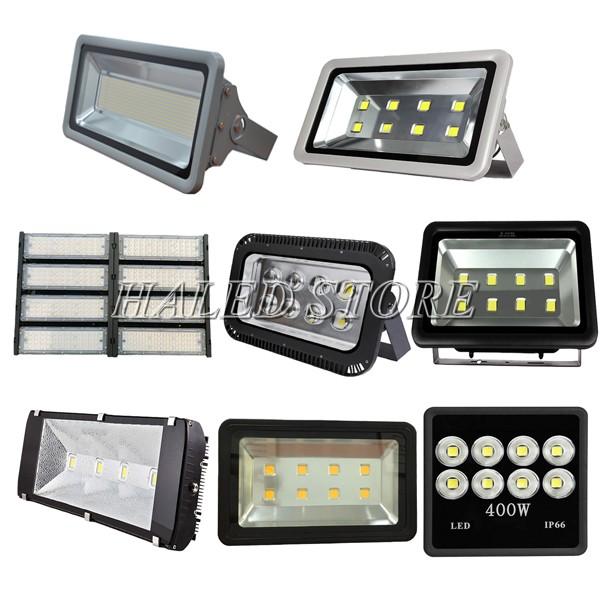 Các dòng đèn LED chiếu sáng sân cầu lông 400w