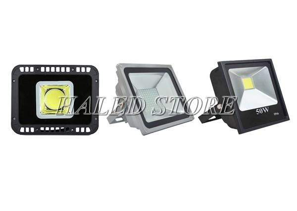 Các dòng đèn LED chiếu sáng sân cầu lông 50w