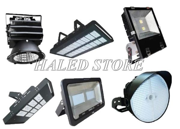 Đèn LED sân bóng chuyền Duhal