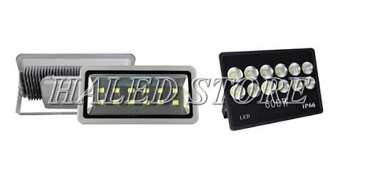Hai mẫu đèn LED sân golf 600w thông dụng hiện nay