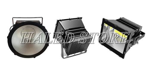 Hai mẫu đèn LED sân golf 800w