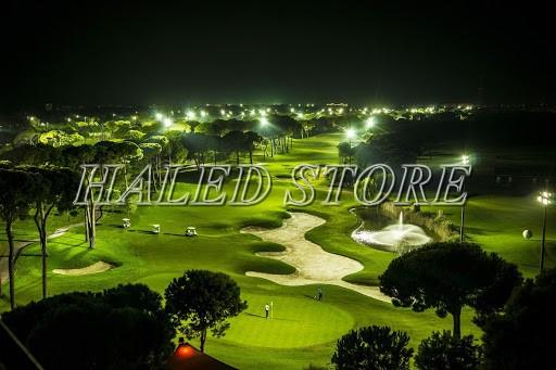 Thiết kế chiếu sáng sân golf