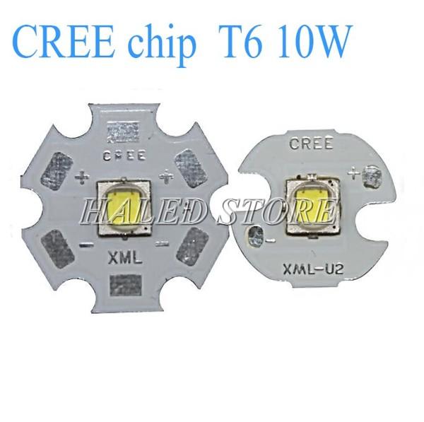 Cree XM chip LED Cree XML T6 10w