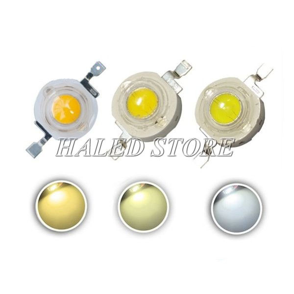 Chip LED Luxeon 1w