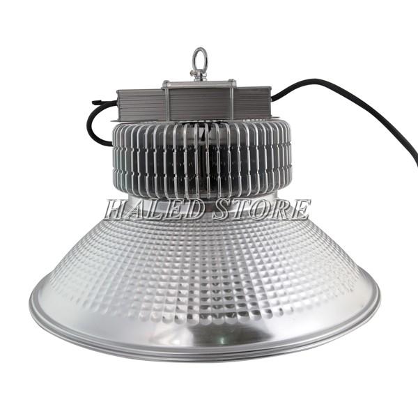 Đèn LED nhà xưởng RDDA D HB02L 430-120 cho góc chiếu sáng rộng