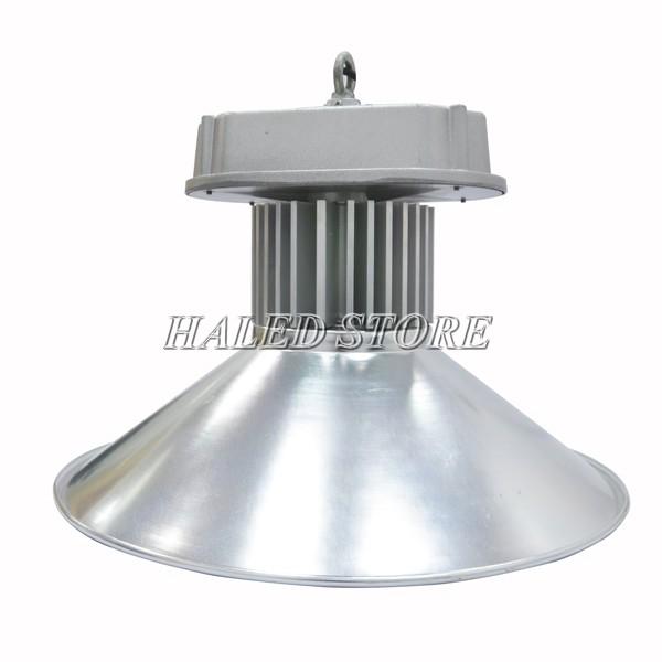 Đèn LED nhà xưởng HLDAB1-50 cấu tạo từ hợp kim nhôm