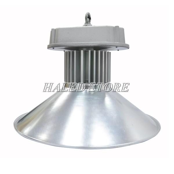 Đèn LED nhà xưởng HLDAB1-80 cấu tạo từ hợp kim nhôm