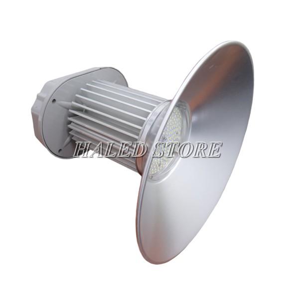 Đèn LED nhà xưởng HLDAB2-50 sử dụng chóa 120 độ