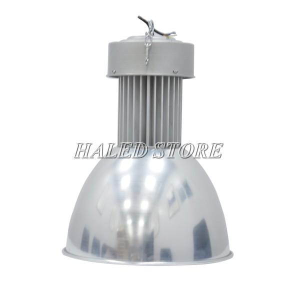 Đèn LED nhà xưởng HLDAB3-50 cấu tạo từ chất liệu hợp kim nhôm