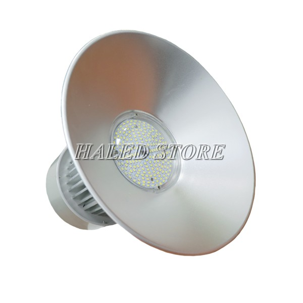 Đèn LED nhà xưởng HLDAB3-50 sử dụng chóa 120 độ