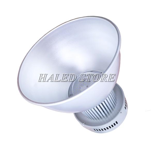 Đèn LED nhà xưởng HLDAB5-100 dùng chóa sâu 90 độ