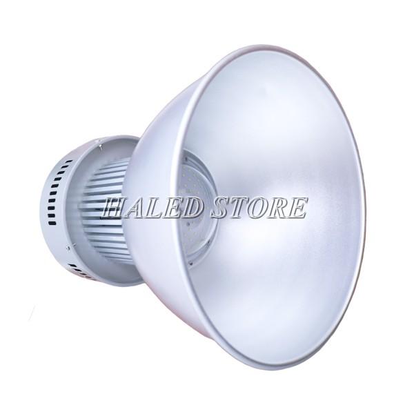 Đèn LED nhà xưởng HLDAB5-50 sử dụng chóa sâu 90 độ