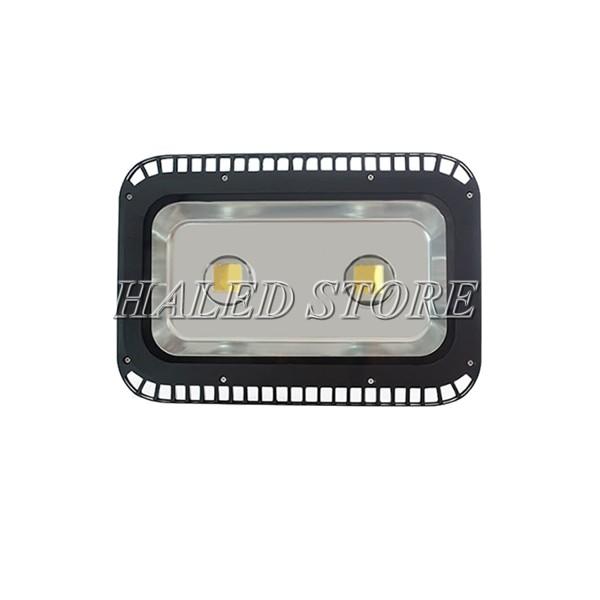 Đèn pha LED HLDAFL11-100 sử dụng hai chip LED COB chính hãng