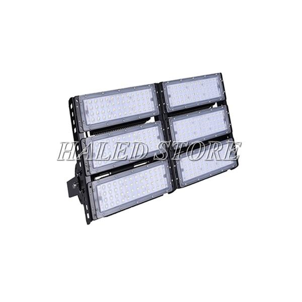 Kiểu dáng đèn pha LED HLDAFL12-300